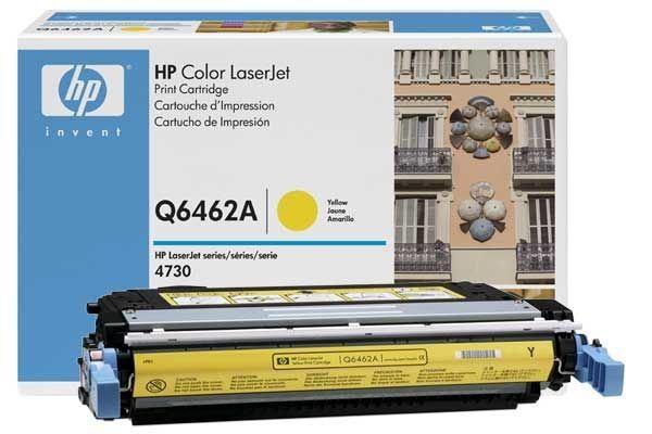 HP 644A original Toner gelb - Q6462A