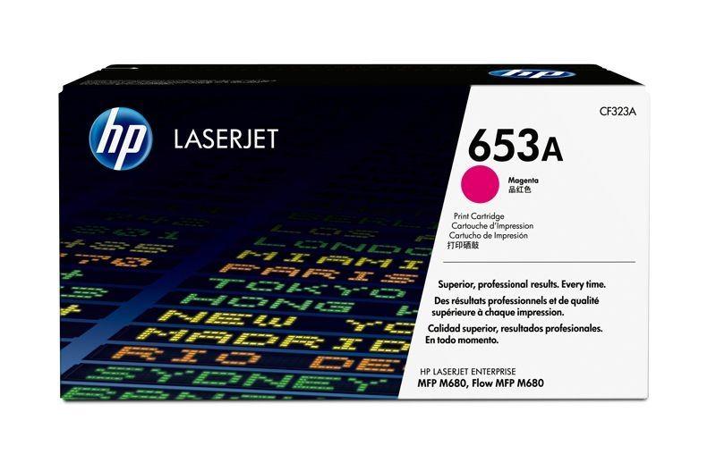 HP 653A original Toner magenta - CF323A