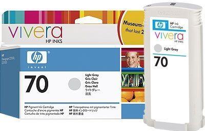 HP 70 original Tinte grau - C9451A
