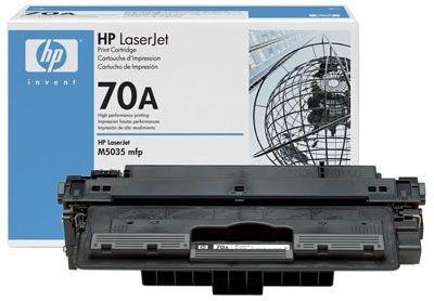 HP 70A original Toner schwarz - Q7570A