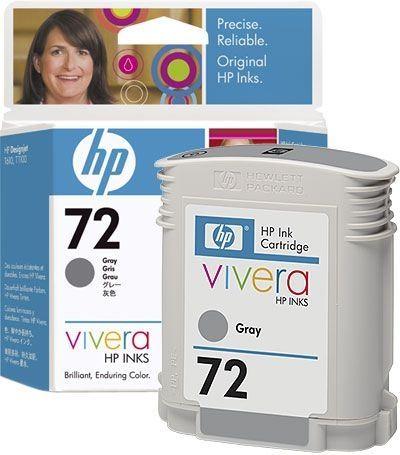 HP 72 original Tinte grau - C9401A