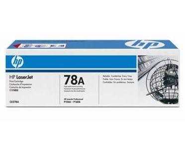 HP 78A original Toner schwarz - CE278A
