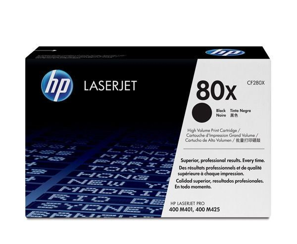 HP Original - Contract Toner schwarz -  CF280JC