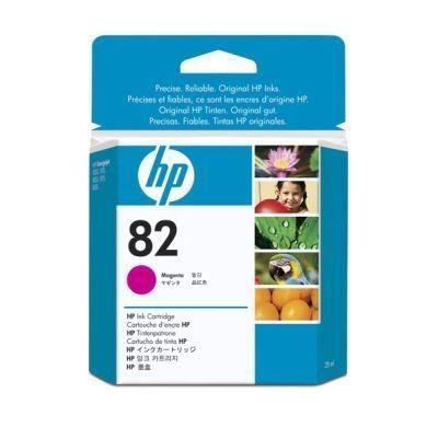 HP 82 original Tinte magenta - CH567A