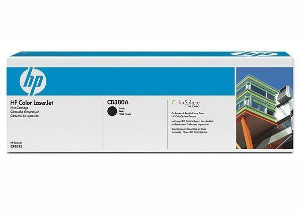 HP Toner-Druckkassette schwarz, CP6015, CM6040 MFP