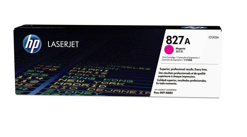 HP 827A original Toner magenta - CF303A