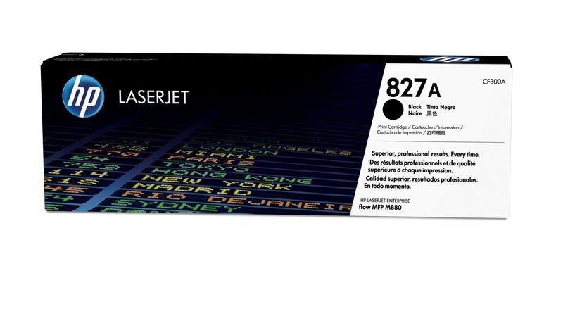HP 827A original Toner schwarz - CF300A