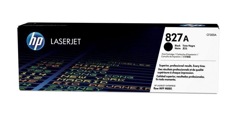 HP 827A Toner-Druckkassette Schwarz