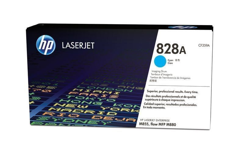 HP 828A original Trommel cyan - CF359A