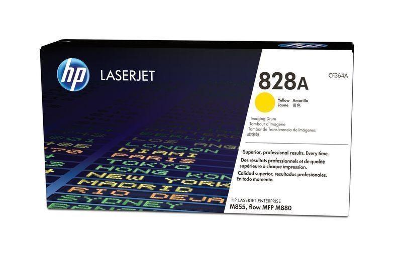 HP 828A original Trommel gelb - CF364A