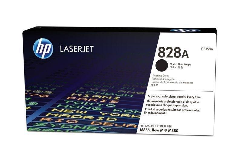 HP 828A Trommel Schwarz