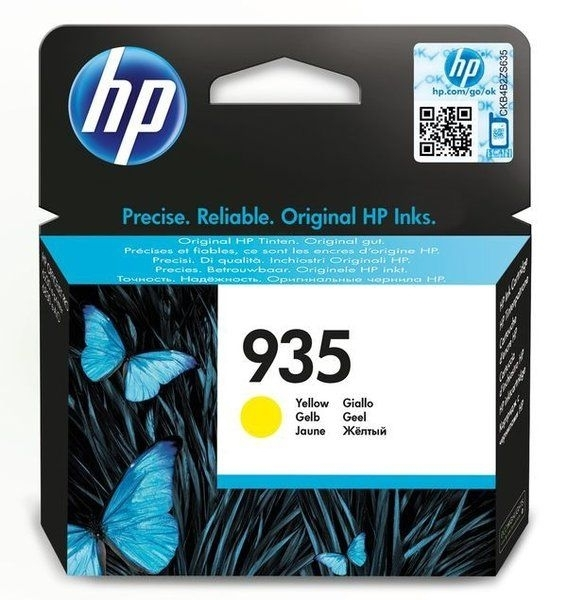 HP 935 Gelb Original Tintenpatrone