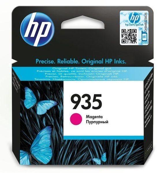 HP 935 original Tinte magenta - C2P21AE