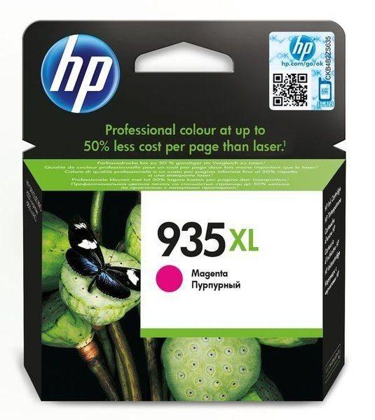 HP 935XL original HC Tinte magenta - C2P25AE