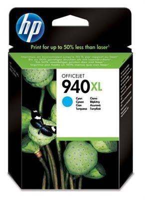 HP 940XL original HC Tinte cyan - C4907AE