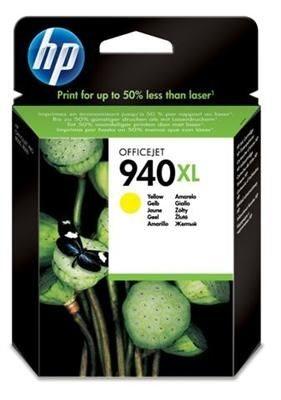 HP 940XL original HC Tinte gelb - C4909AE