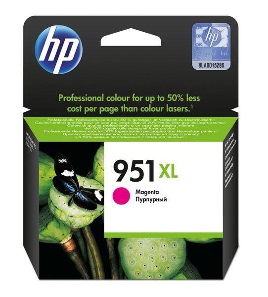 HP 951XL original HC Tinte magenta - CN047AE