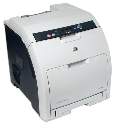 HP Color LaserJet CP3505