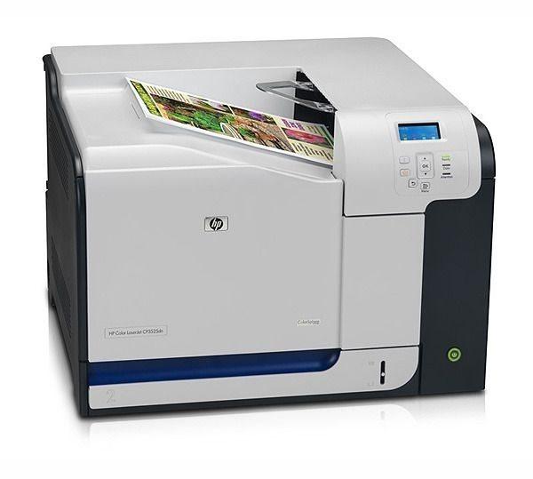 HP Color LaserJet CP3525