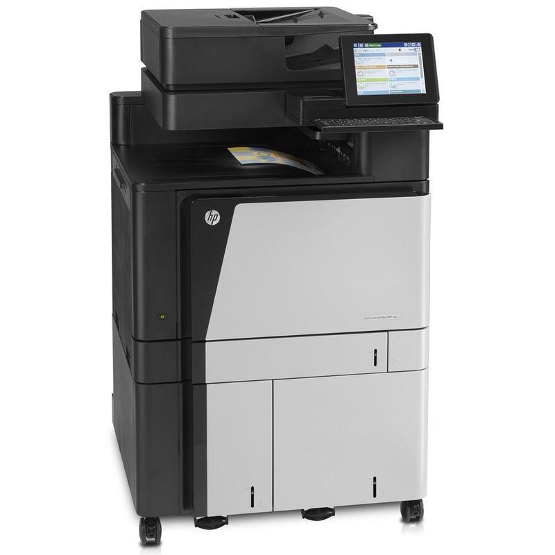 HP Color LaserJet Enterprise Flow MFP M880z+
