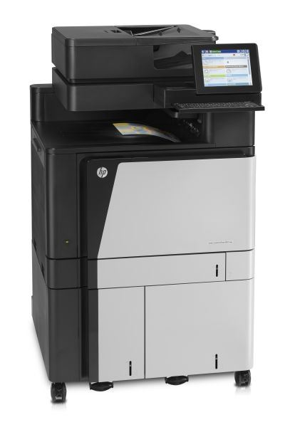 HP Color LaserJet Enterprise Flow MFP M880z+NFC