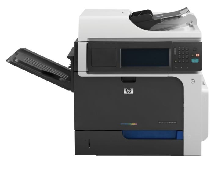 HP Color LaserJet Enterprise MFP CM4540