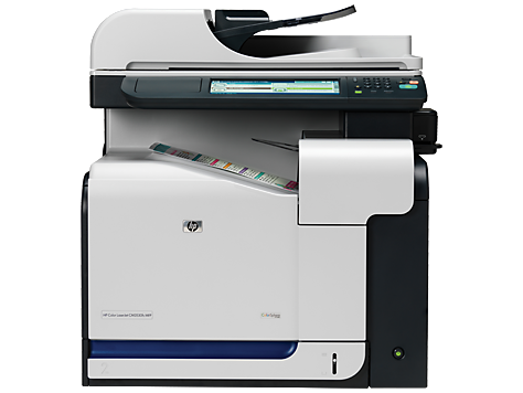 HP Color LaserJet MFP CM3530