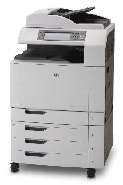 HP Color LaserJet MFP CM6040f