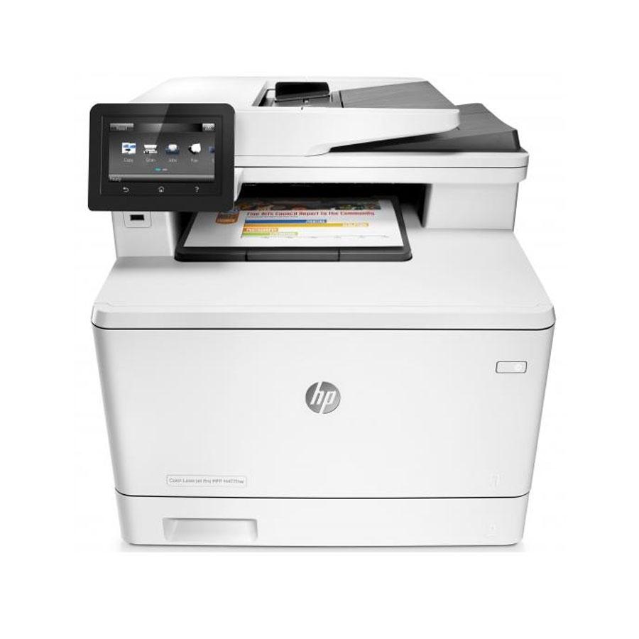HP Color LaserJet MFP M477fnw