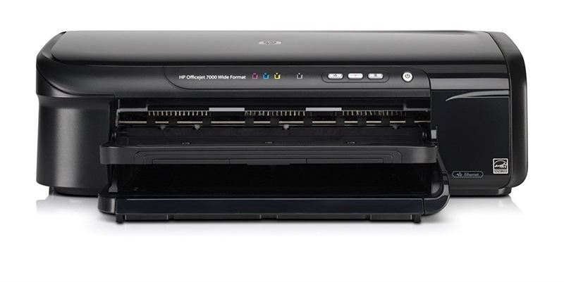 HP Color OfficeJet 7000