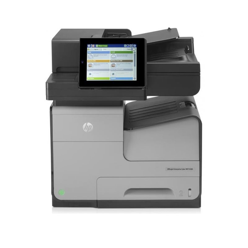 HP Color OfficeJet Enterprise MFP X585f