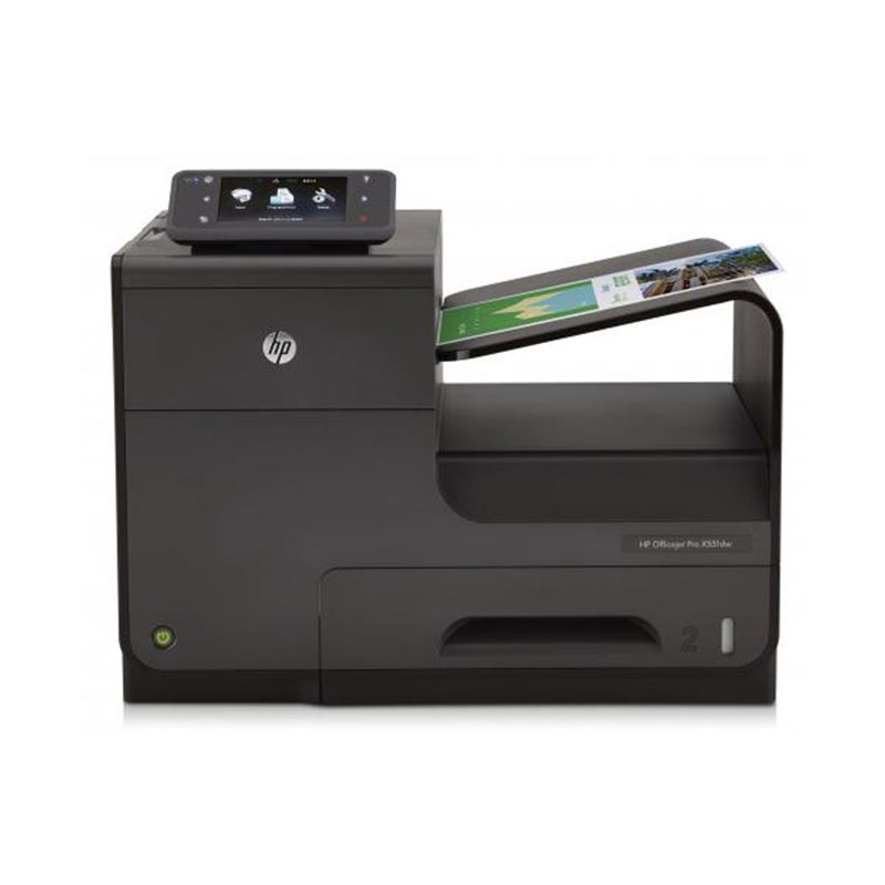 HP Color OfficeJet Pro X551dw
