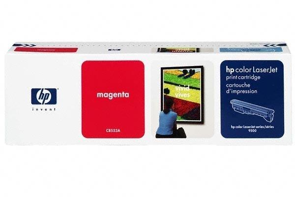 HP Druckkassette für Color Laserjet 9500, magenta