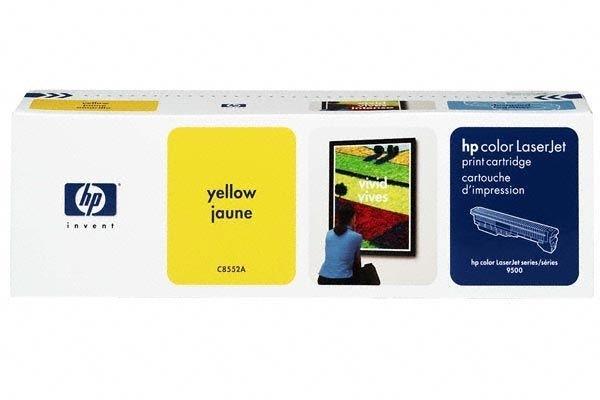 HP Druckkassette für Color Laserjet 9500, yellow