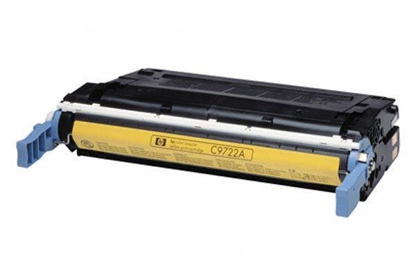 HP Druckkassette Original für LJ 4600  - C9722A