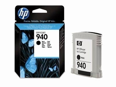 HP Druckpatrone Nr. 940 schwarz für OJPro 8000