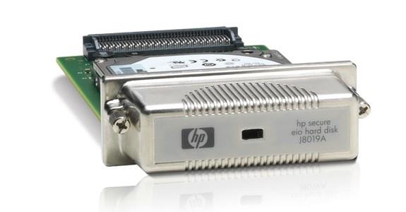 HP Hochleistungsfestplatte EIO 120 GB