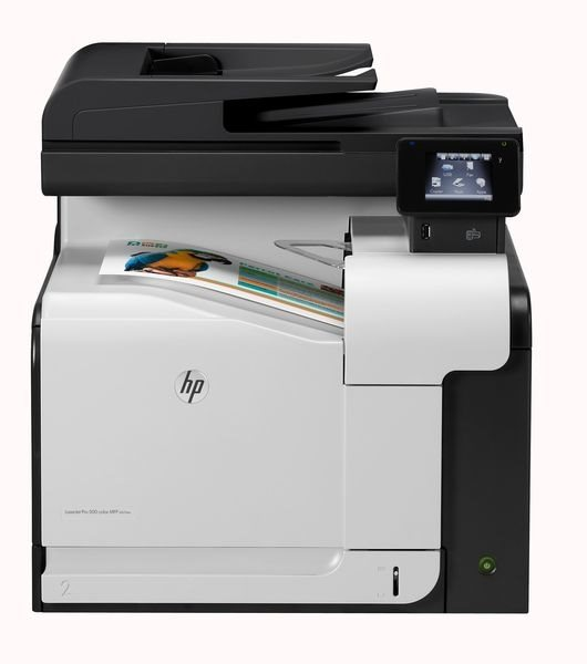 HP LaserJet Enterprise 500 Color MFP M570dw