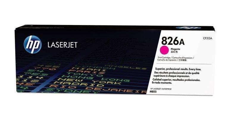 HP LaserJet M855 Tonerkartusche Magenta