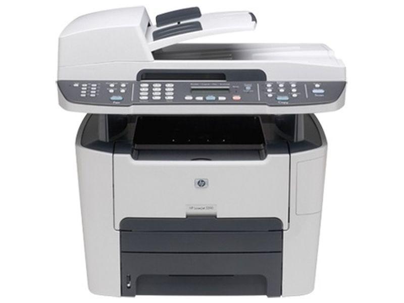 HP LaserJet MFP 3390