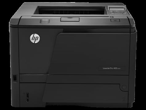 HP LaserJet Pro 400 M401n