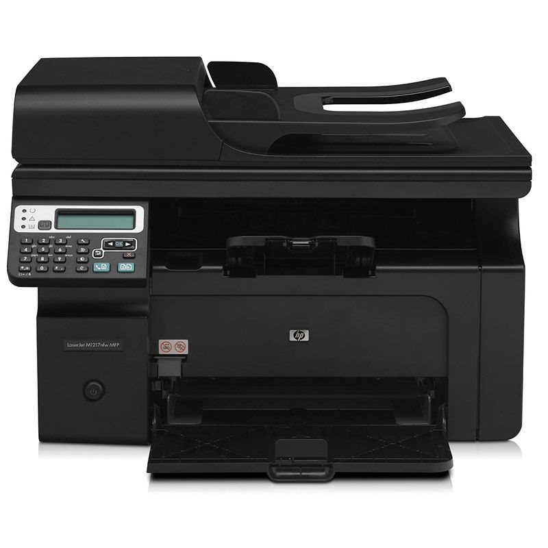 HP LaserJet Pro MFP M1217nfw