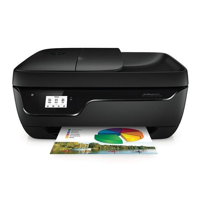 HP OfficeJet 3830 All-in-One-Drucker