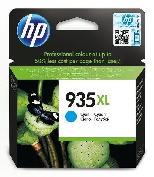 HP Original - 935XL HC Tinte cyan