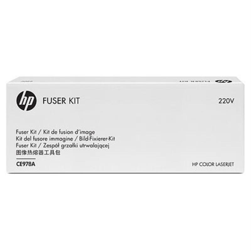 HP original Fixiereinheit 220 V - CE978A