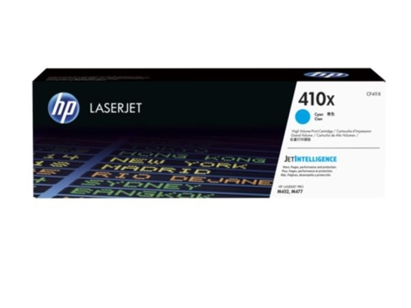 HP Original Toner cyan XL -  CF411X