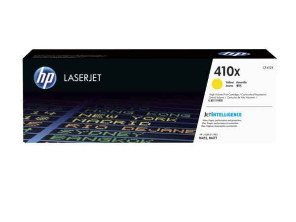 HP Original Toner gelb XL -  CF412X