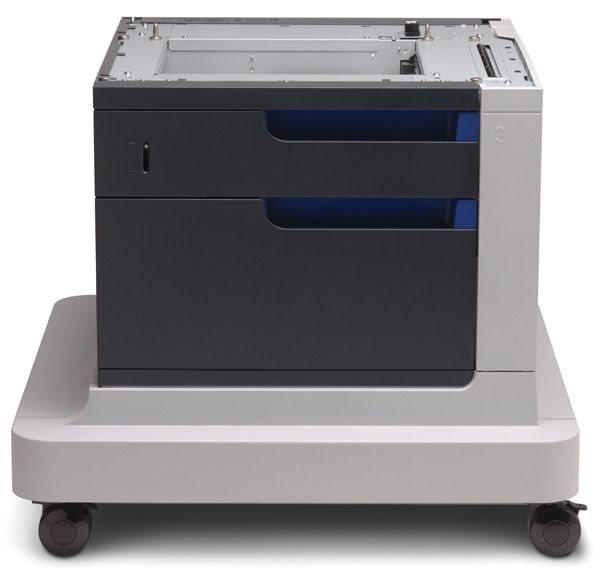 HP Papierzufuhr 500 Blatt mit Schrank für CP4525