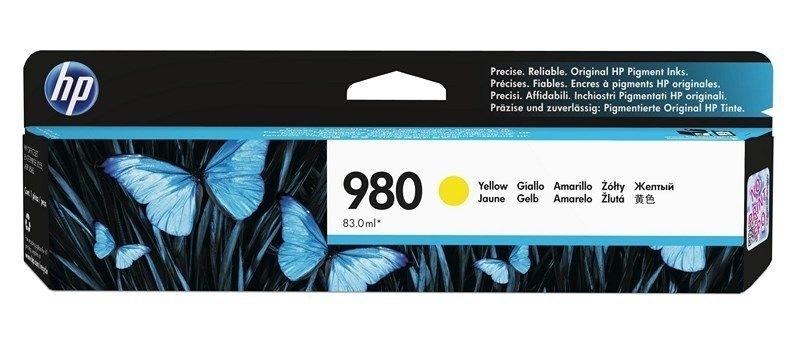 HP Tinte gelb -  D8J09A