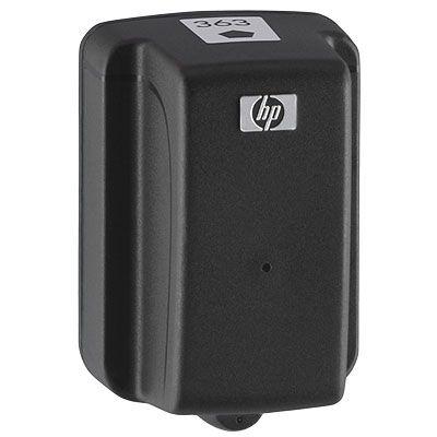 HP Tintenpatrone Nr. 363 schwarz - C8719E - HC